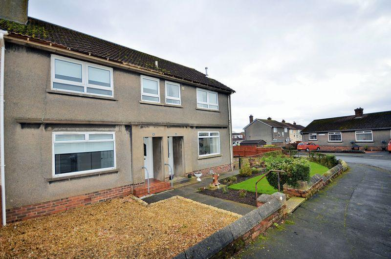 2 Bedrooms Terraced House for sale in 4 Hemphill View, Knockentiber, KA2 0DF