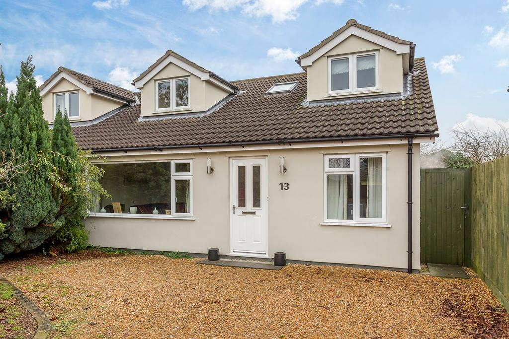 4 Bedrooms Semi Detached House for sale in Nightingale Avenue, Bassingbourn, SG8