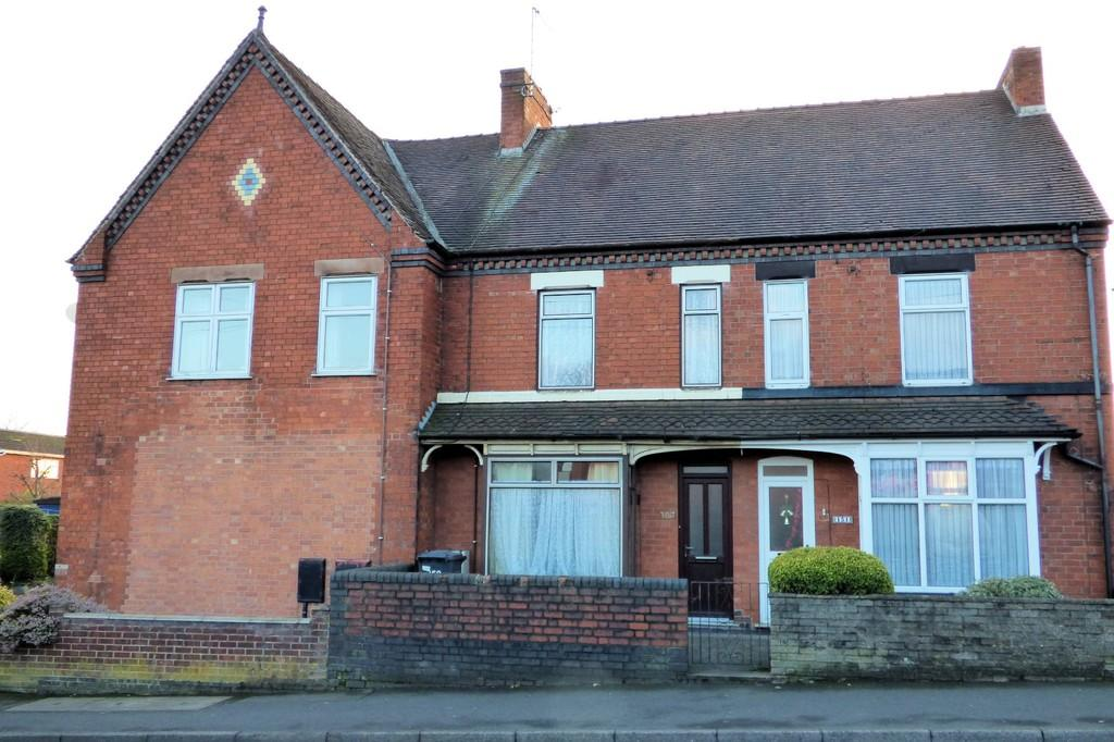 2 Bedrooms Terraced House for sale in Horninglow Road North, Burton-on-Trent
