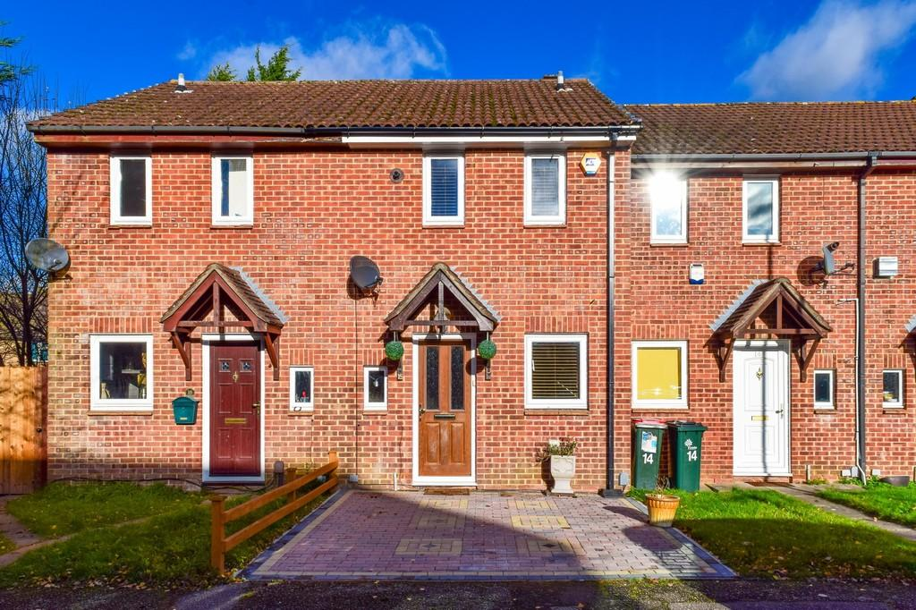 2 Bedrooms Terraced House for sale in St Helier Close, Cottesmore Green