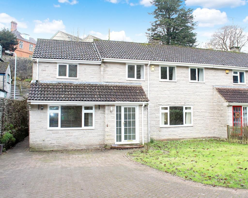 5 Bedrooms Semi Detached House for sale in Draycott Road, Shepton Mallet