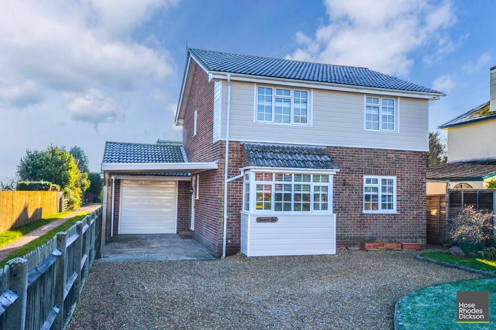 4 Bedrooms Detached House for sale in Howgate Road, Bembridge