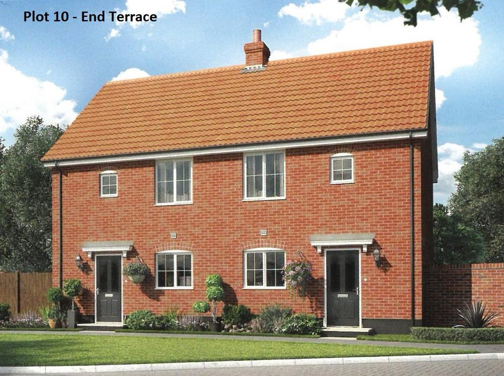 3 Bedrooms End Of Terrace House for sale in Overstrand