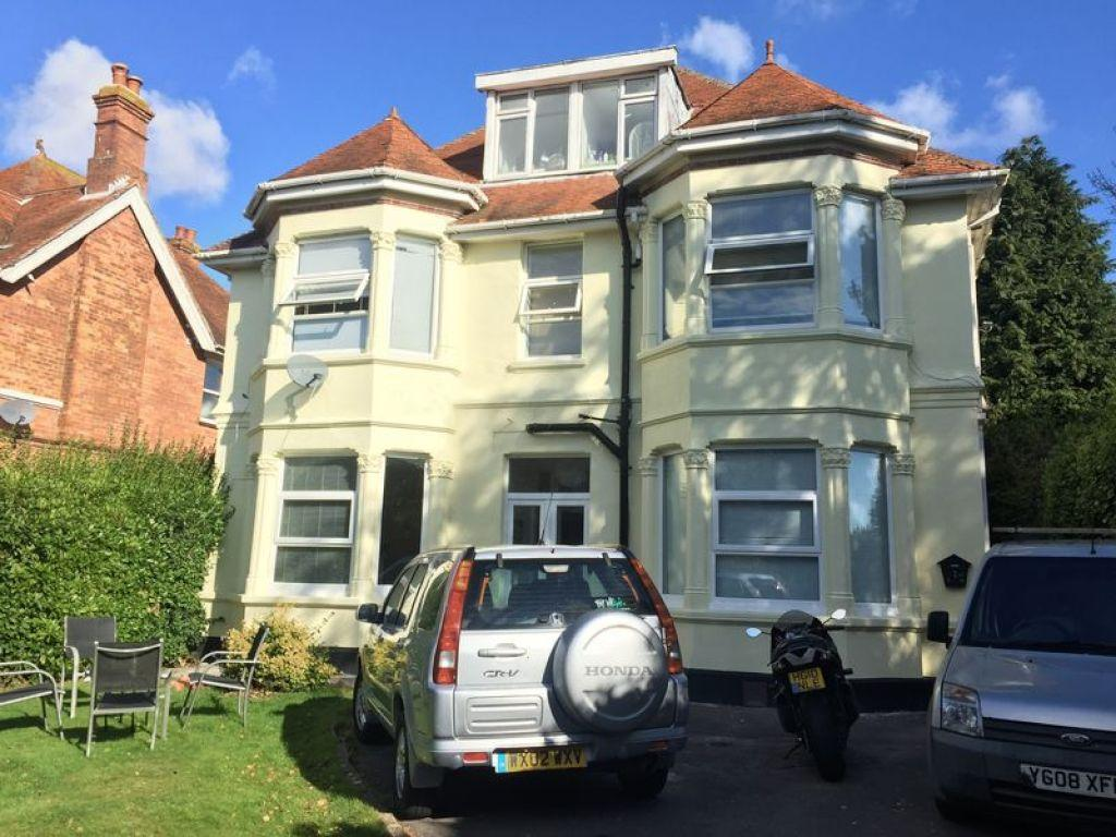 Studio Flat for rent in Lowther Road, Bournemouth