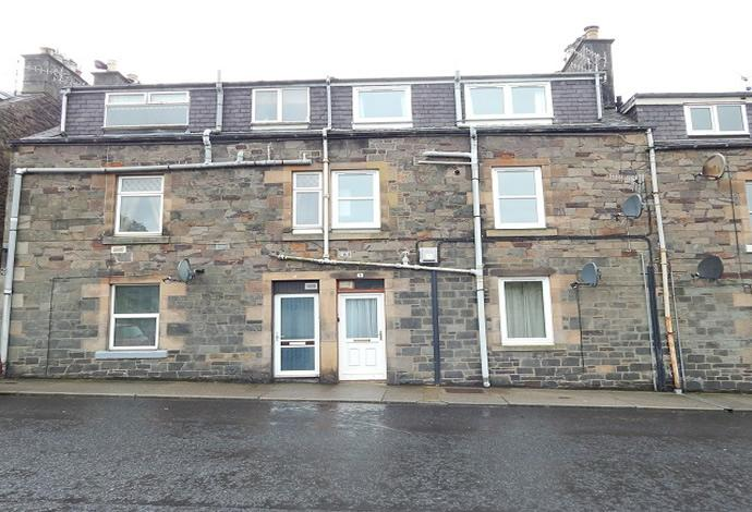 3 Bedrooms Flat for sale in 15 Woodside Place, Galashiels, TD1 1RE