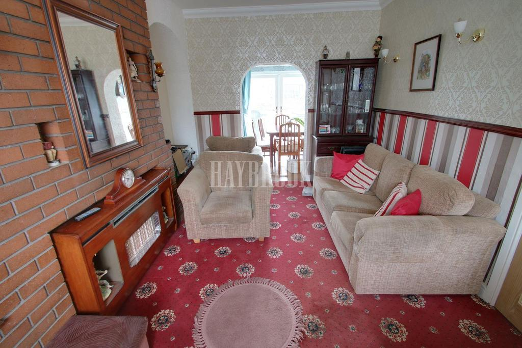 2 Bedrooms Semi Detached House for sale in Gleadless, Woodthorpe