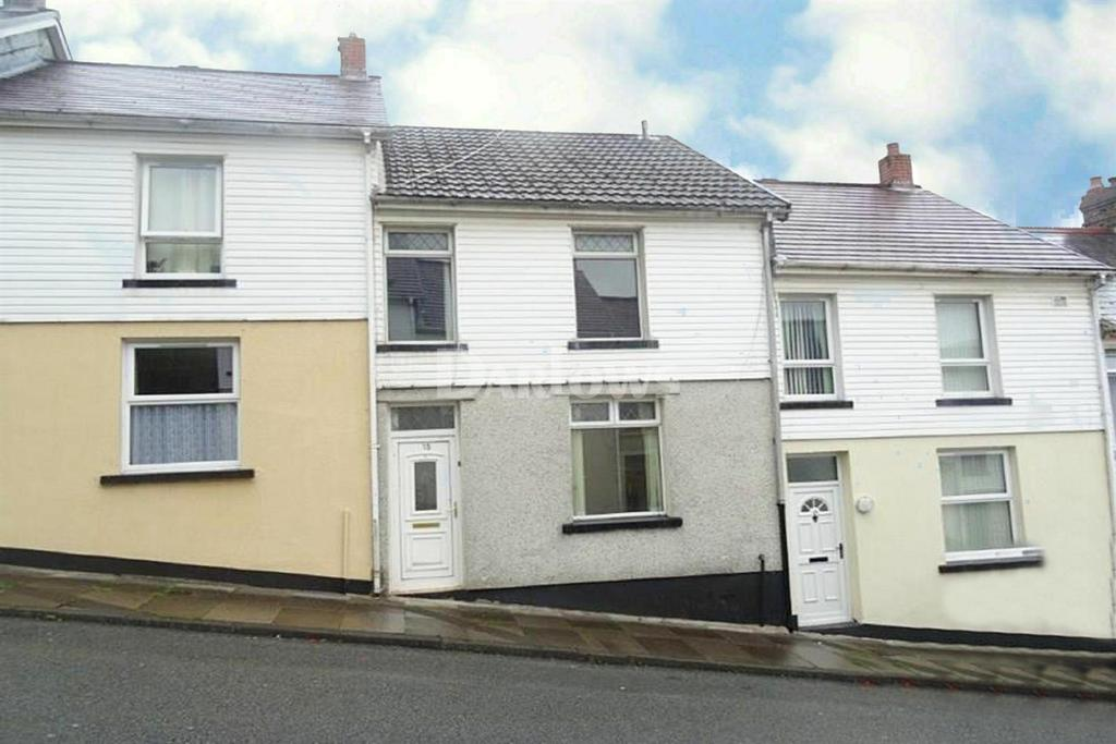 3 Bedrooms Terraced House for sale in Treharne Street, Merthyr Vale