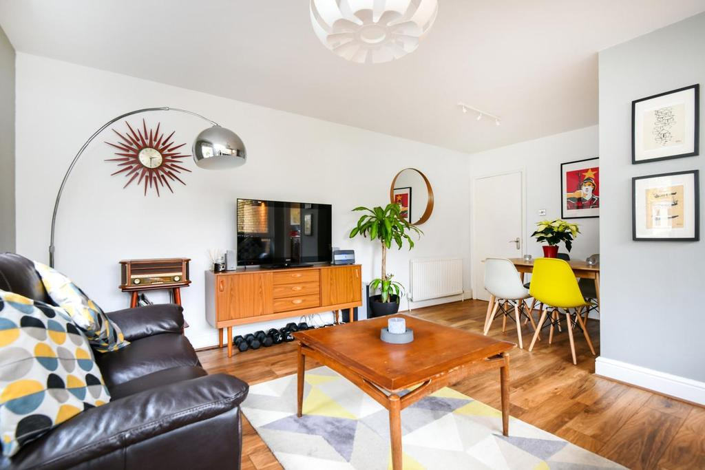 2 Bedrooms Flat for sale in Geoffrey Road, Brockley