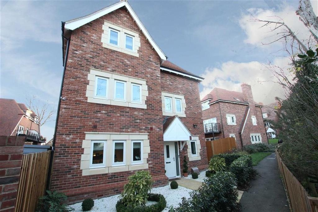 4 Bedrooms Detached House for sale in Tommy Flowers Mews, London