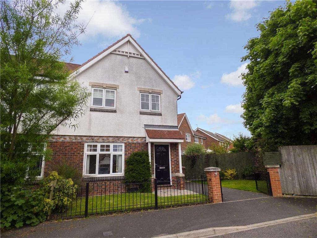 3 Bedrooms Semi Detached House for rent in Oakham Gardens, North Shields
