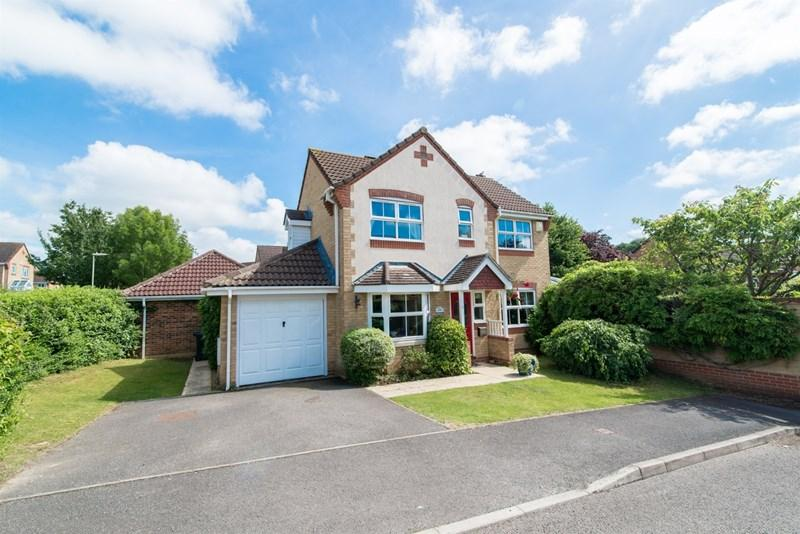 3 Bedrooms Detached House for sale in Andeferas Road, Andover