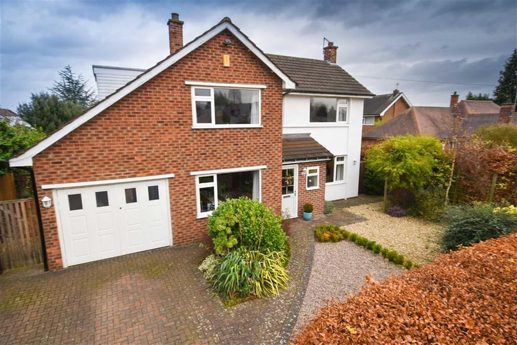 3 Bedrooms Detached House for sale in Hollies Drive, Edwalton