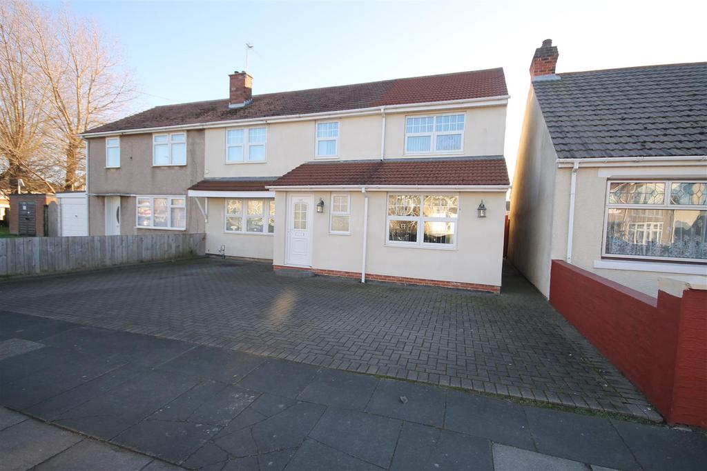 4 Bedrooms Semi Detached House for sale in Station Lane, Seaton Carew, Hartlepool