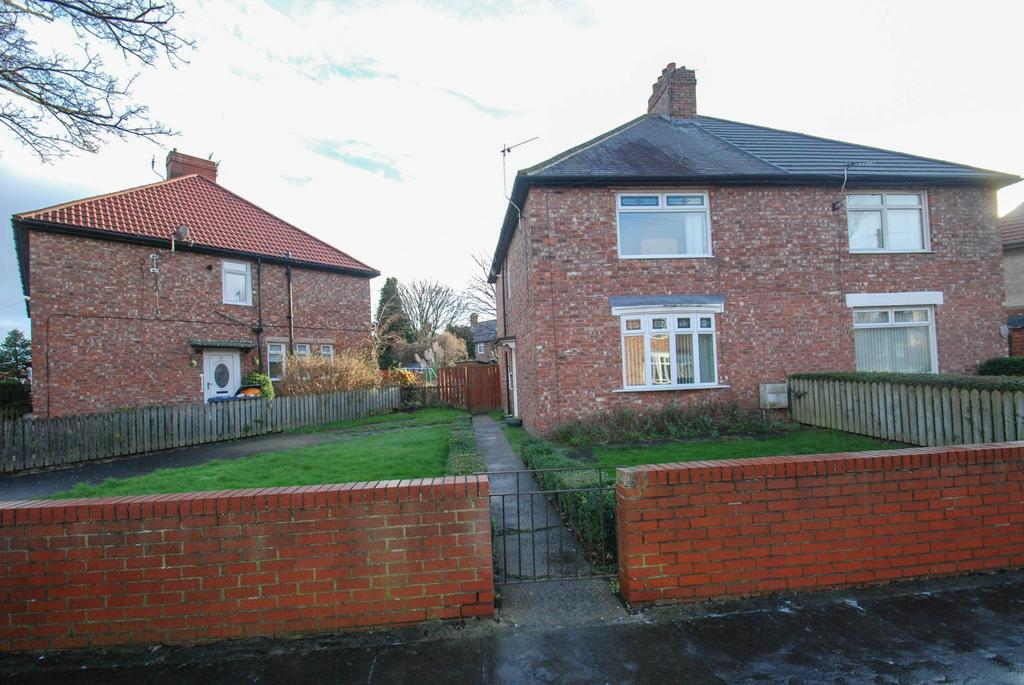 3 Bedrooms Semi Detached House for sale in Palm Avenue, South Shields