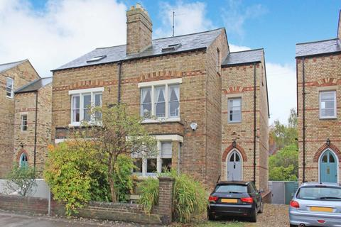 4 bedroom semi-detached house for sale - Central North Oxford