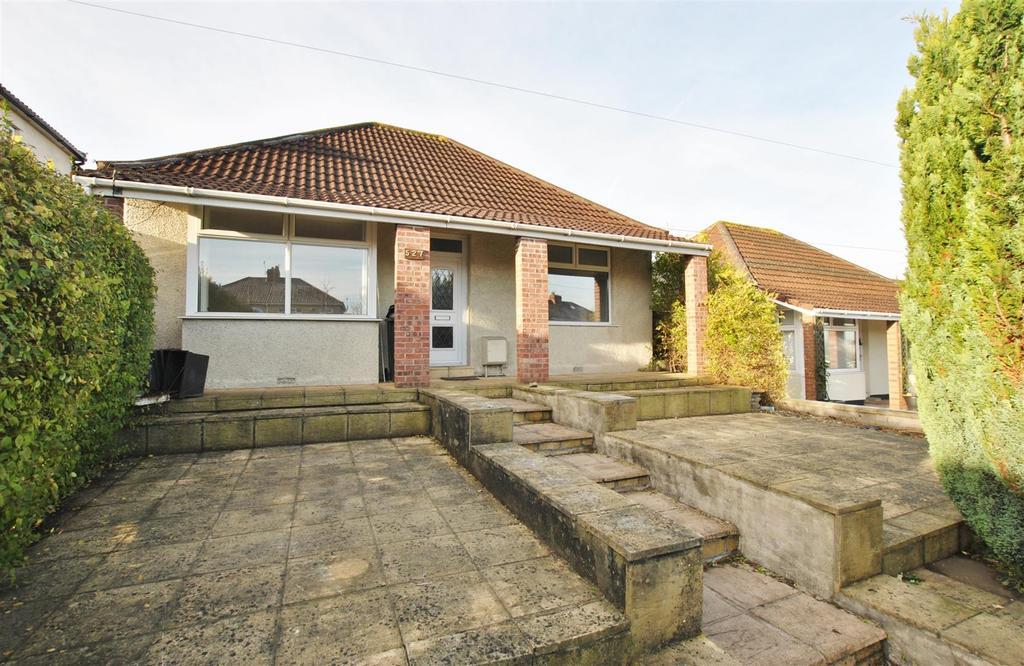2 Bedrooms Detached Bungalow for sale in Wells Road, Bristol