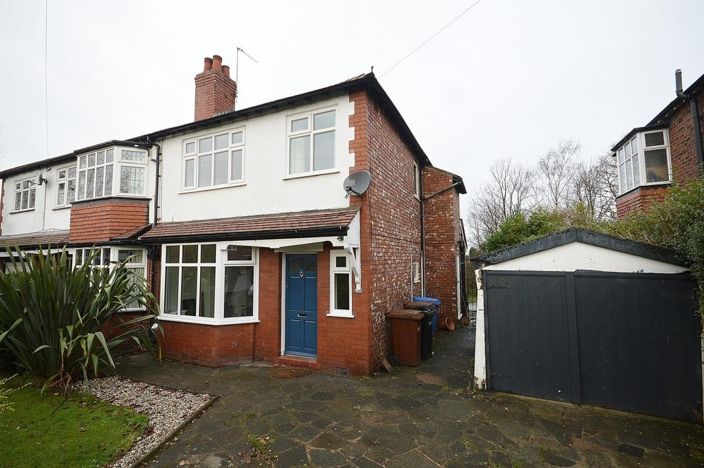 3 Bedrooms Semi Detached House for sale in Elmfield Drive, Marple
