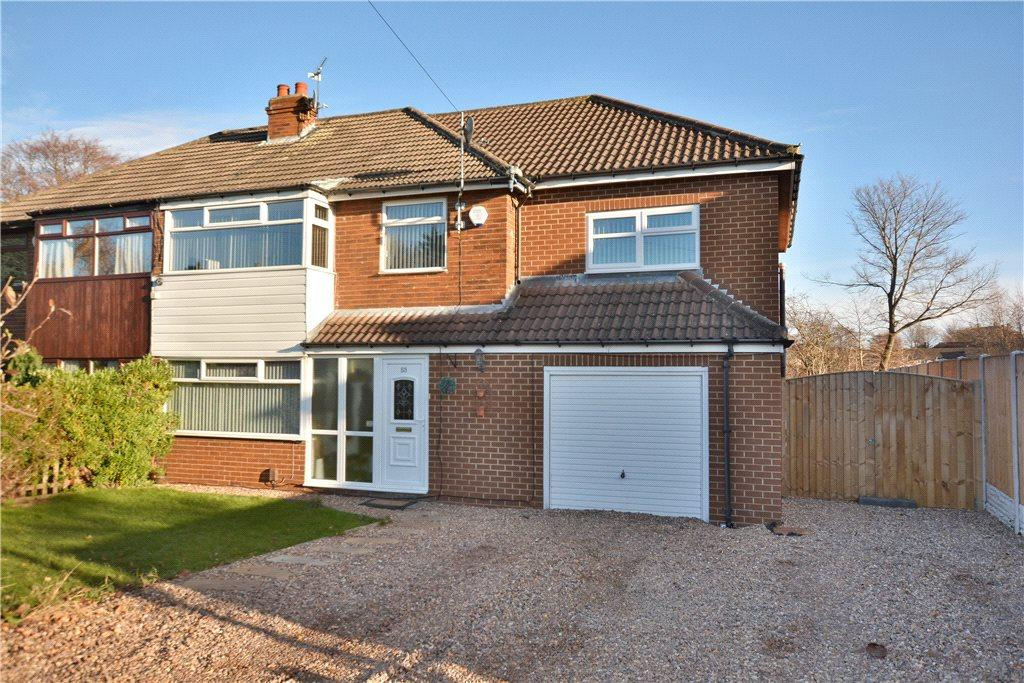 5 Bedrooms Semi Detached House for sale in Fearnville Place, Leeds