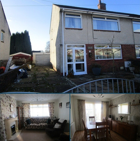 3 bedroom semi-detached house for sale - Glantawe Park, Ystradgynlais, Swansea.