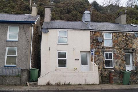 2 bedroom end of terrace house for sale - Abererch Road, Pwllheli