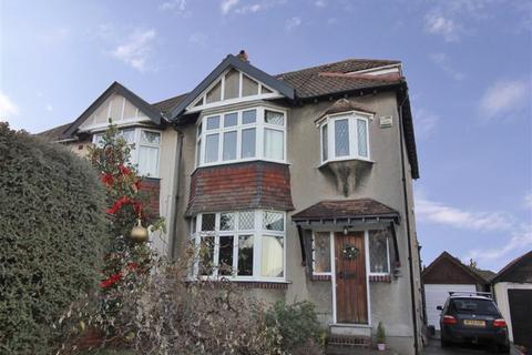 4 bedroom semi-detached house for sale - Broadway Avenue, Henleaze, Bristol