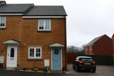 2 bedroom semi-detached house for sale - Clos Ael-Y-Bryn, Penygroes, Llanelli