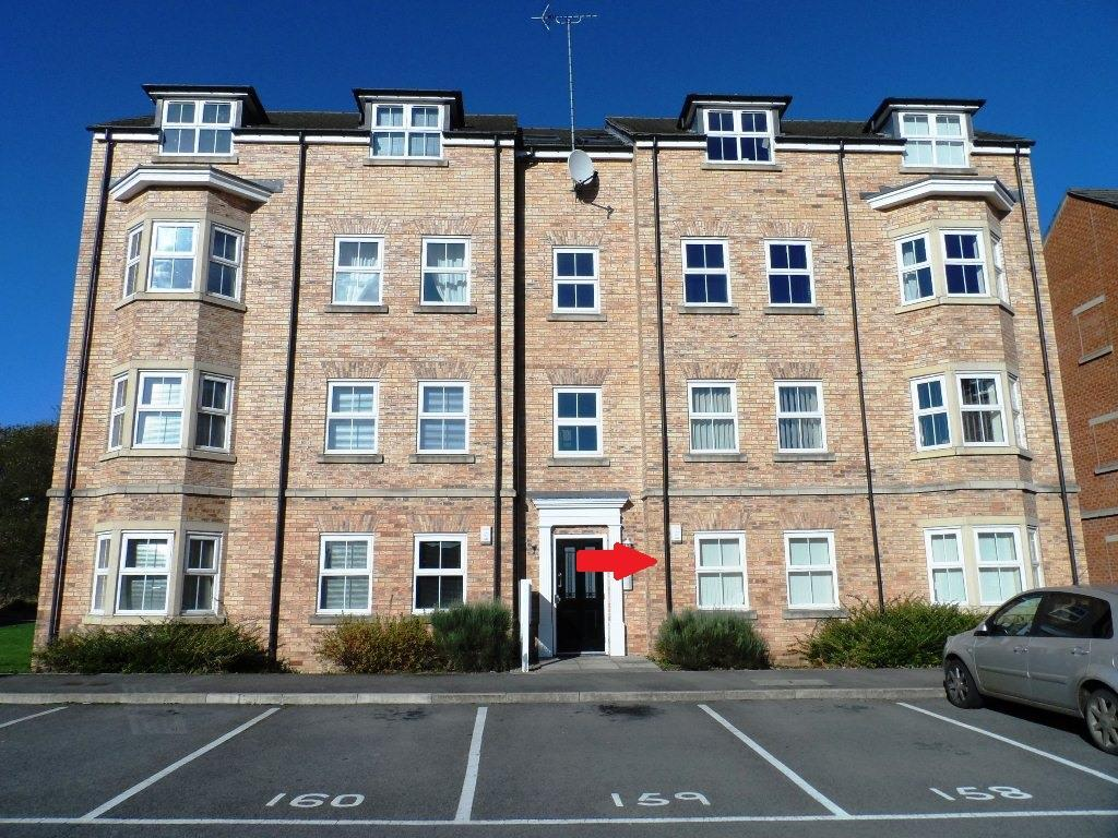 2 Bedrooms Apartment Flat for rent in Chepstow Close, Colburn, Catterick Garrison