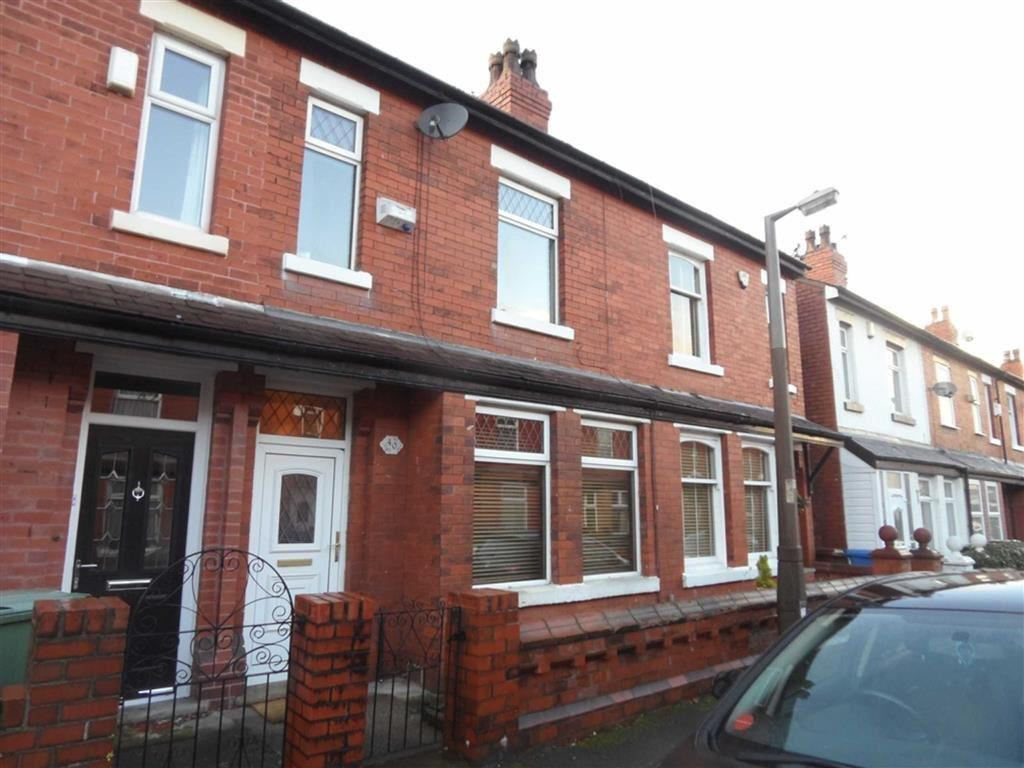 3 Bedrooms Terraced House for sale in Bulkeley Road, Cheadle
