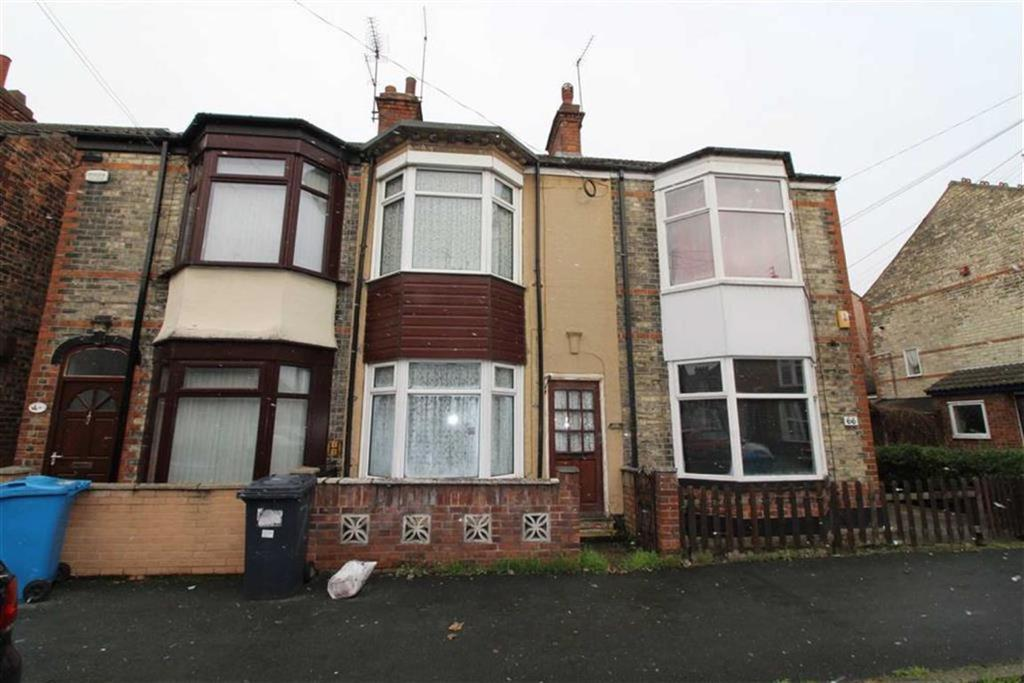 2 Bedrooms Terraced House for sale in Edgecumbe Street, Hull, East Yorkshire