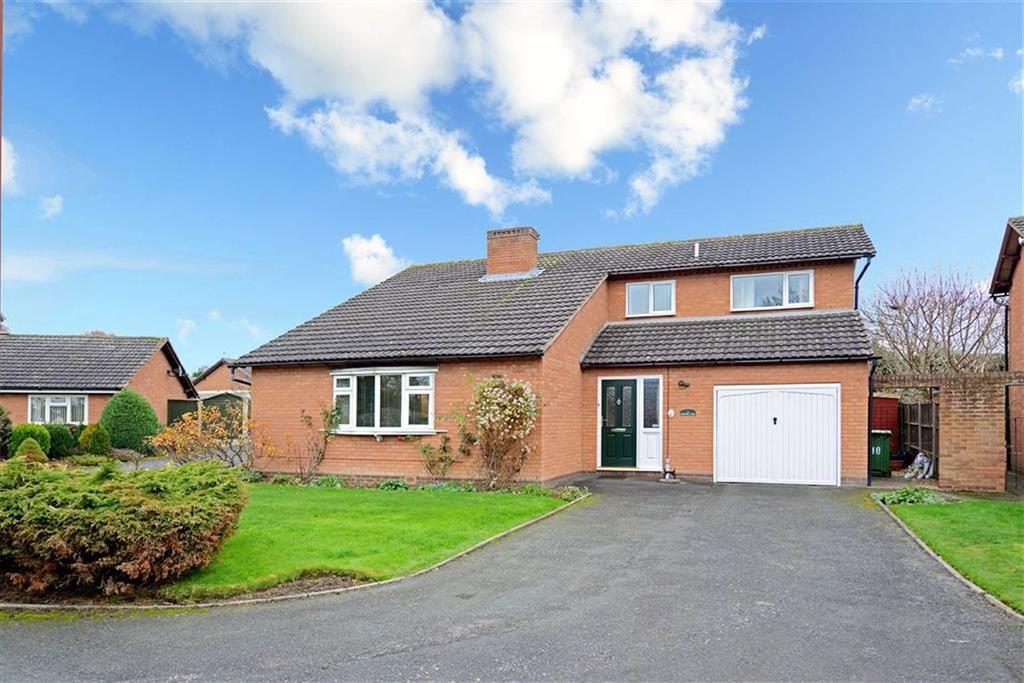 3 Bedrooms Detached House for sale in Melbourne Rise, Bicton Heath, Shrewsbury