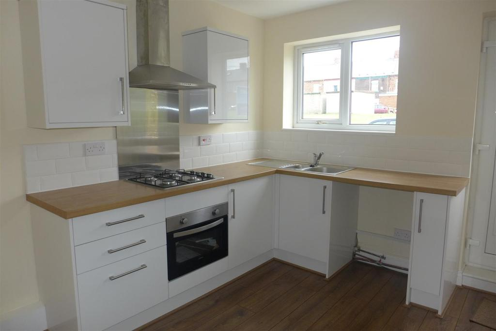 2 Bedrooms Terraced House for sale in Railway Terrace, New Herrington