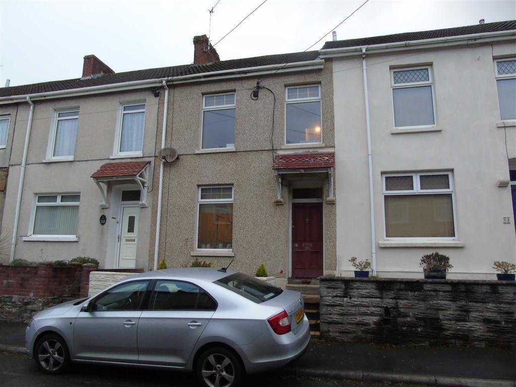 3 Bedrooms Terraced House for sale in Cwm Terrace, Furnace, Llanelli