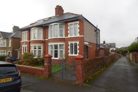 3 bedroom semi-detached house for sale - Cradoc Road Whitchurch, Cardiff