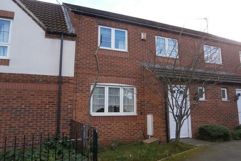 3 bedroom townhouse for sale - Sandhills Avenue, Hamilton, Leicester, LE5
