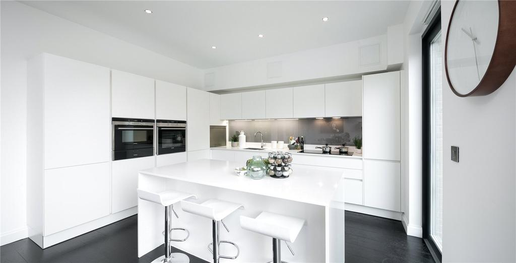 5 Bedrooms End Of Terrace House for sale in Ashchurch Villas, Goldhawk Road, London, W12