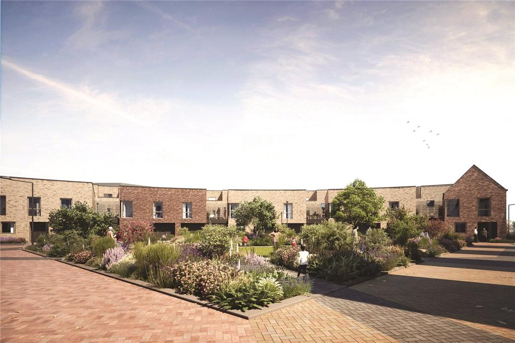 2 Bedrooms Flat for sale in Plot 4, Mosaics, Headington, Oxford, OX3
