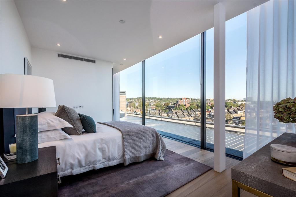 2 Bedrooms Flat for sale in The Maple Building, 39-51 Highgate Road, London, NW5