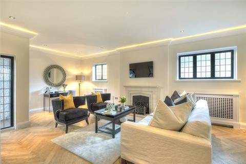 3 bedroom end of terrace house for sale - Thurloe Close, London, SW7