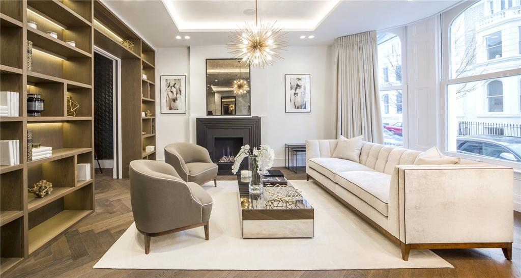 6 Bedrooms House for rent in Campden Hill Gardens, London, W8