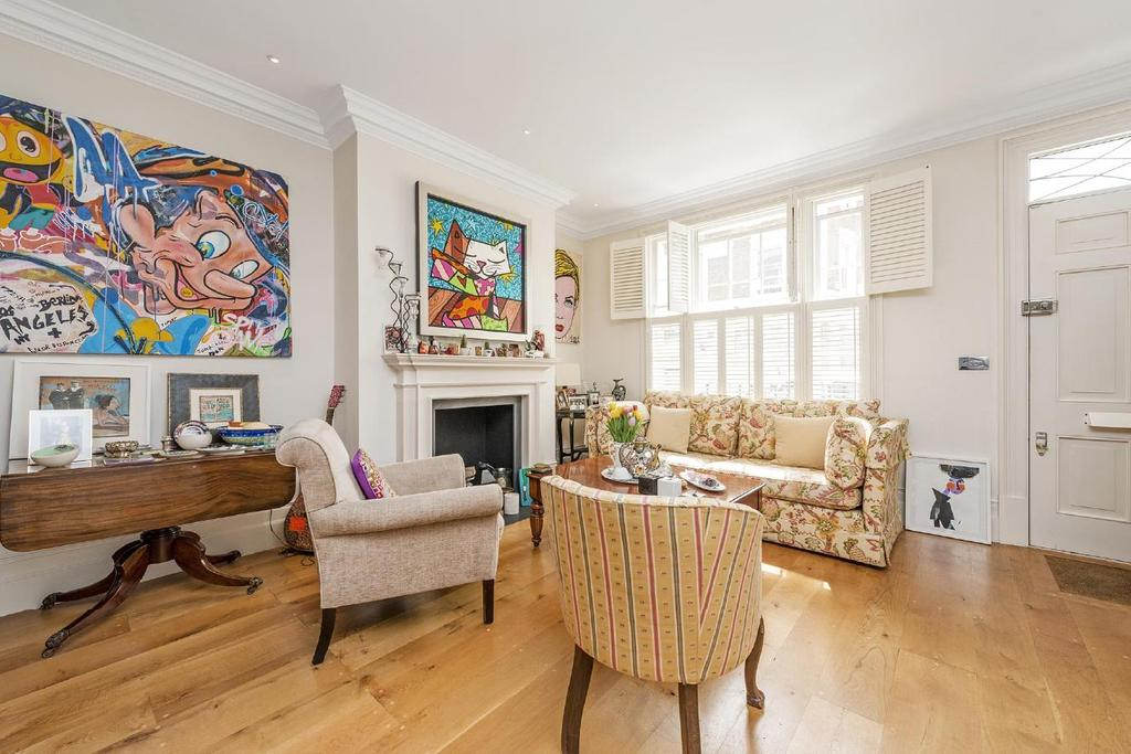 5 Bedrooms Terraced House for sale in Princedale Road, Holland Park