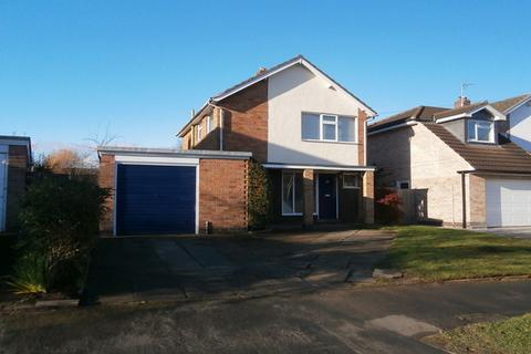 3 bedroom detached house for sale - Loxley Road, Glenfield, Leicester, LE3