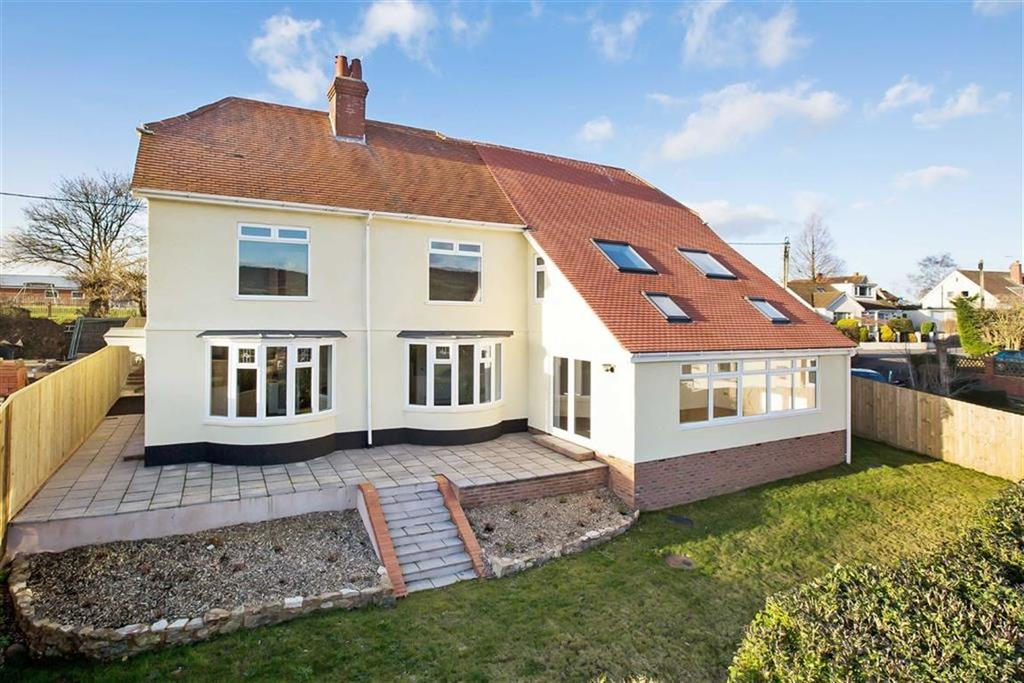 4 Bedrooms Detached House for sale in Winters Lane, Ottery St Mary, Devon, EX11