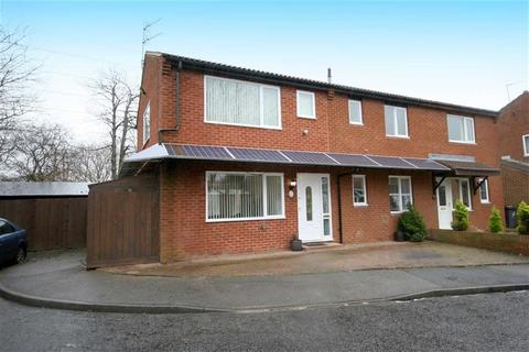 2 bedroom semi-detached house for sale - Sharnford Close, Backworth, Tyne & Wear, NE27