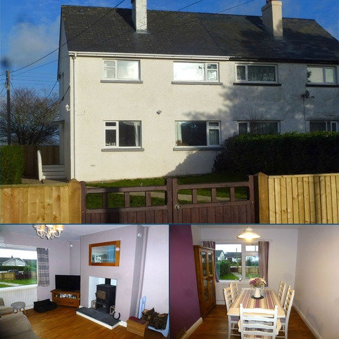 3 bedroom semi-detached house for sale - Heol Y Felin, Penparc, Cardigan, Ceredigion