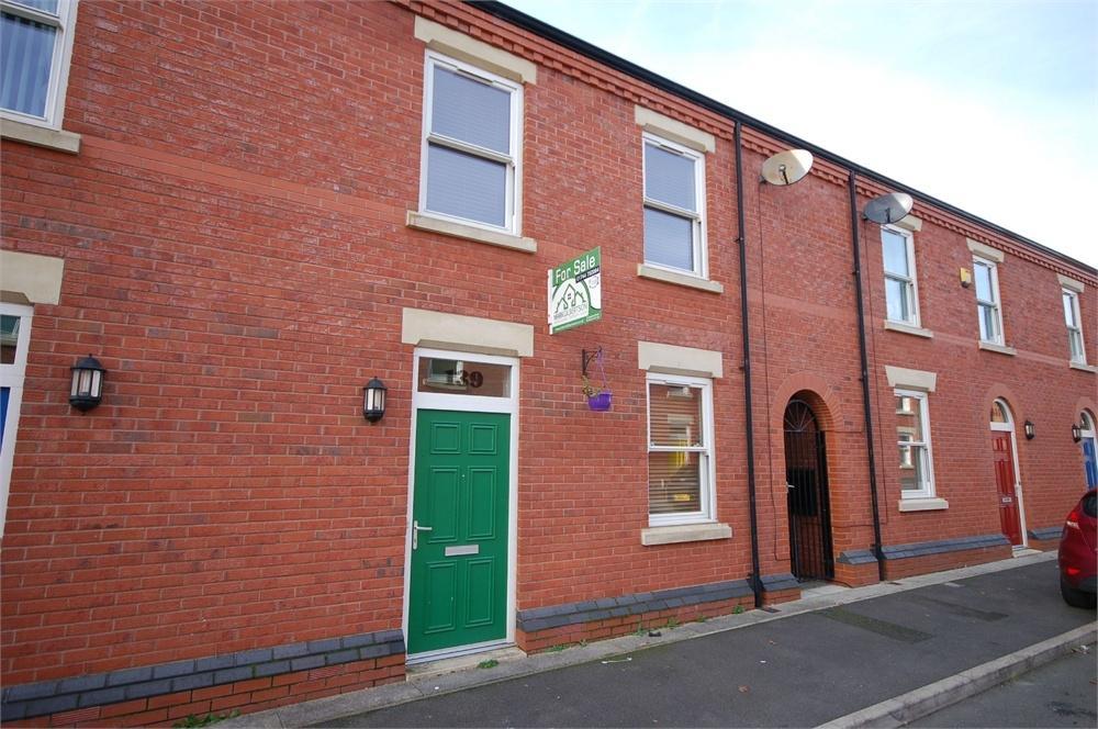 2 Bedrooms Terraced House for sale in Chapel Street, ST HELENS, Merseyside