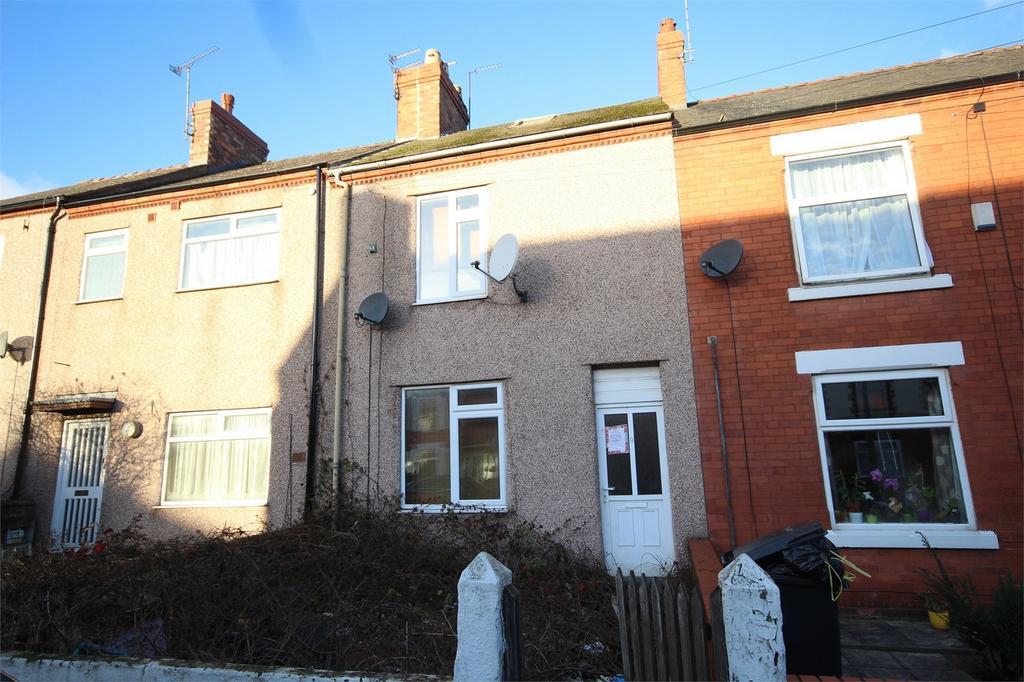 2 Bedrooms Terraced House for sale in King Edward Street, Shotton, Deeside