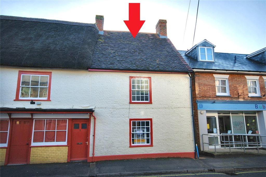 3 Bedrooms House for sale in Salisbury Street, Fordingbridge, Hampshire, SP6