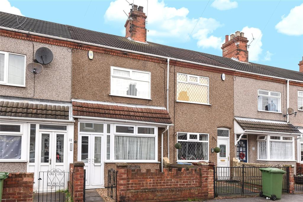 3 Bedrooms Terraced House for sale in Bentley Street, Cleethorpes, DN35
