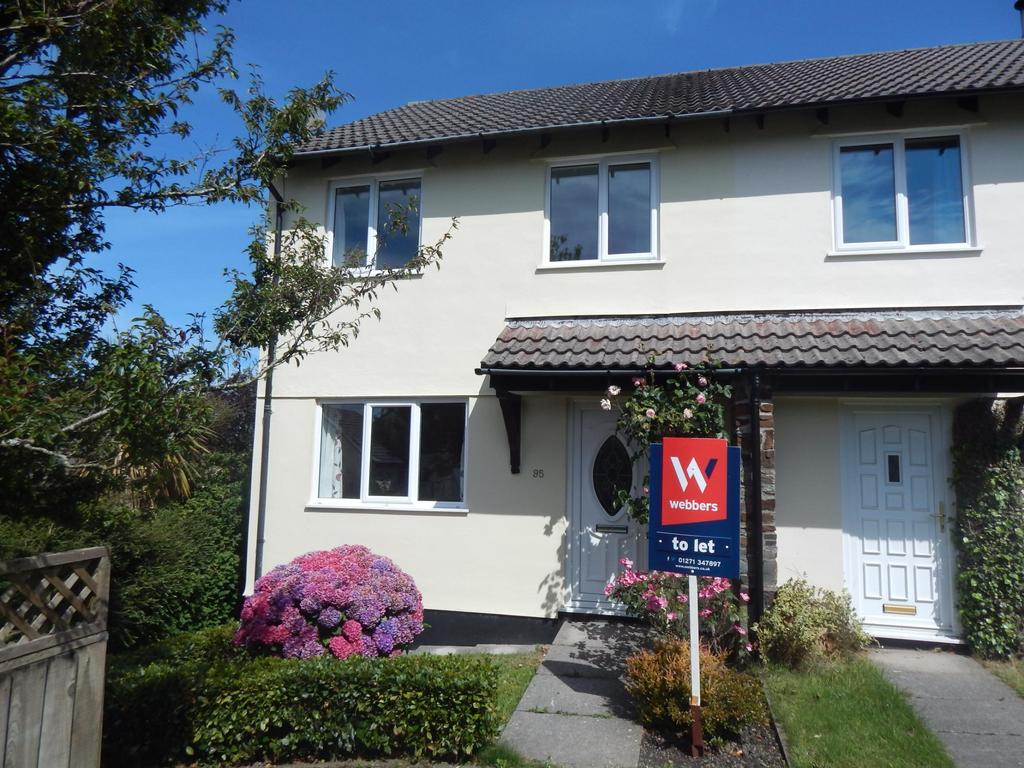 3 Bedrooms Terraced House for rent in Furze Park Road, Bratton Fleming
