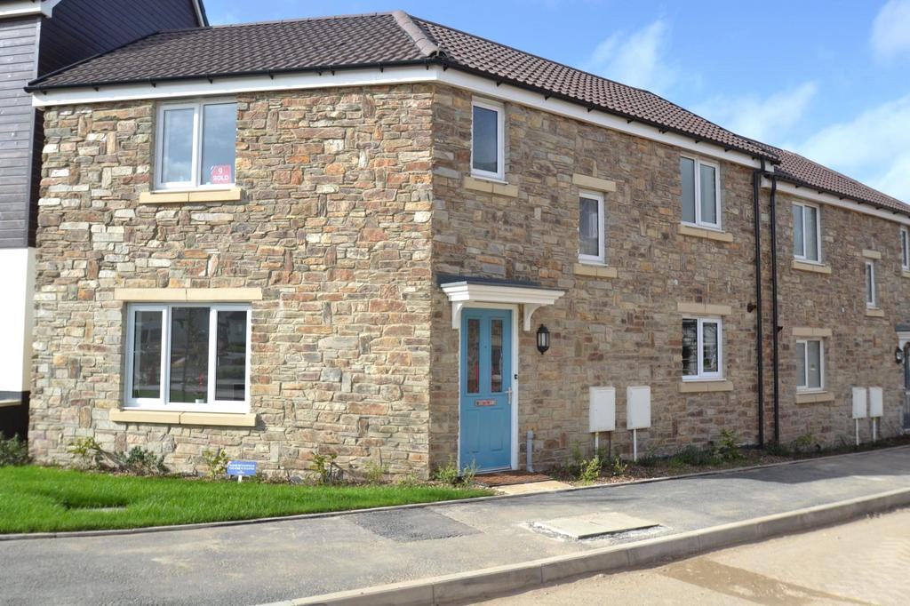 4 Bedrooms Semi Detached House for sale in Mead Park, Bickington